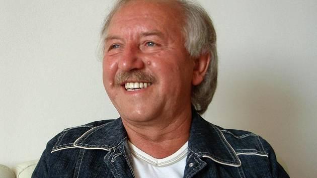 Spisovatel a novinář Petr Štrompf