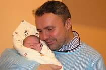 Nikola Procházková se narodila 28. prosince 2017 v 9.00 hodin rodičům Tomášovi Procházkovi a Martině Machové ze Žatce. Vážila 4310 g a měřila 52 cm.