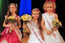 Vítězkou druhého ročníku soutěže Sluníčko Deníku se stala Denisa Knapová z Liberce, druhá byla Michaela Stiborová z Ústí nad Labem a třetí Johanka Rábová z Žatce