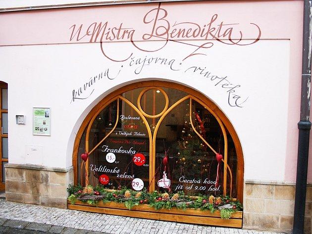 Kavárna a vinárna U Mistra Benedikta
