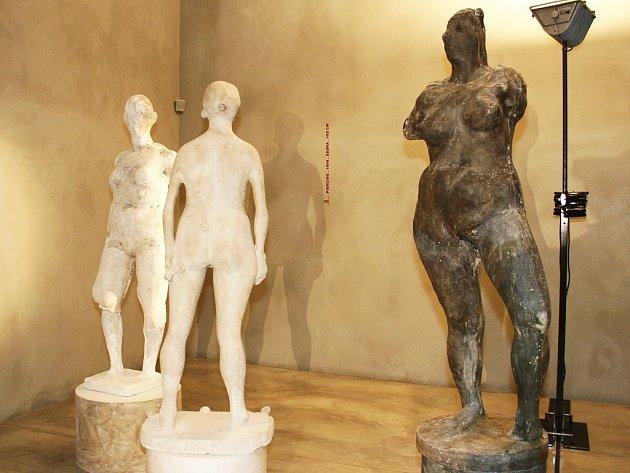 Výstava děl Jana Hendrycha