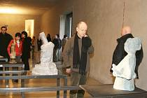 Výstava děl Jana Hendrycha v lounské Galerii Benedikta Rejta
