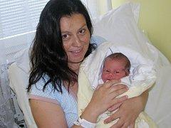 Mamince Drahomíře Kolouchové z Radičevsi se 19. června 2015 v 9.05 hodin narodil synek Jáchym Kolouch. Vážil 3037 gramů a měřil 47 centimetrů.