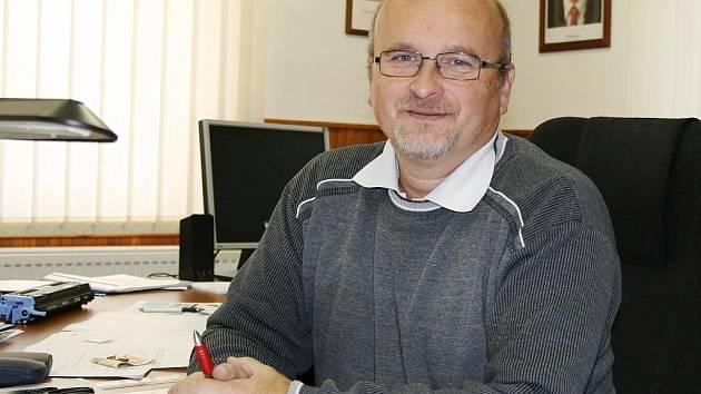 Jaroslav Vlasák, starosta Koštic nad Ohří