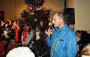 Za pořádající Žatecký a lounský deník přivítal sbory i hosty Hynek Dlouhý