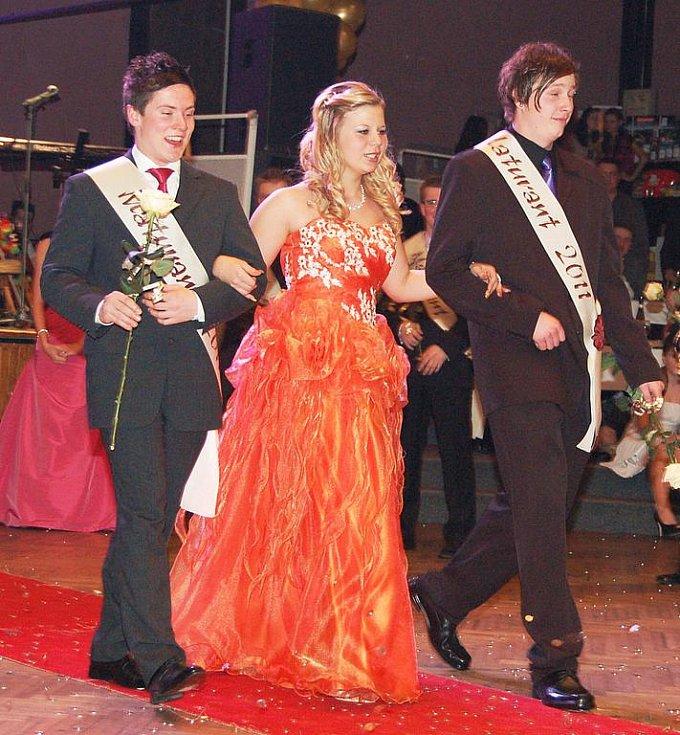 Maturitní ples žatecké obchodní akademie