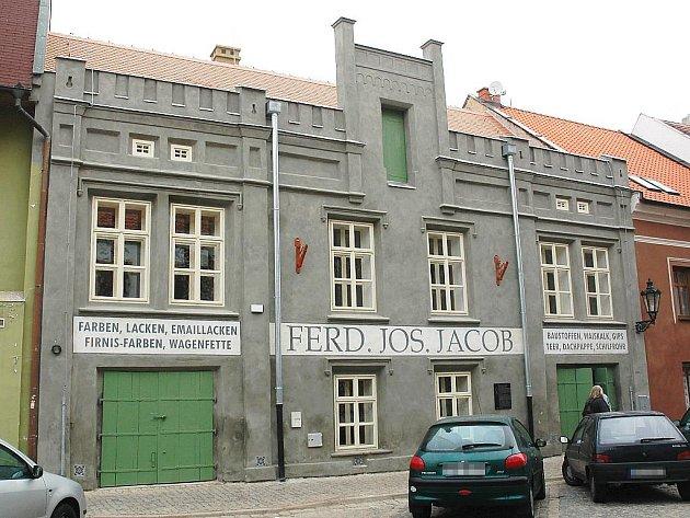 Historická sladovna v Žatci po rekonstrukci.