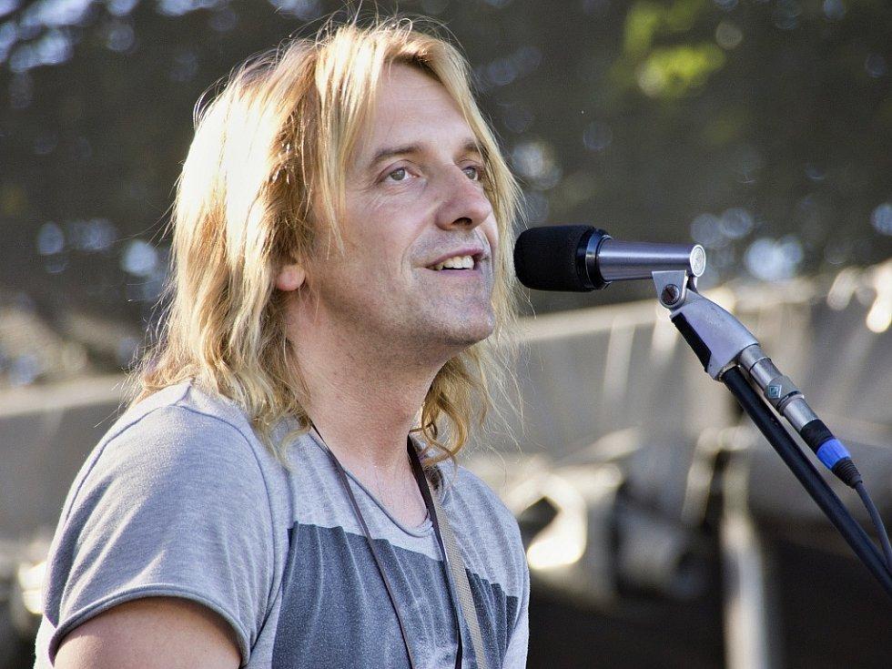 Festival Rock for Churchill 2016 ve Vroutku. Vypsaná fixa