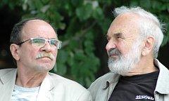 Zdeněk Svěrák a Jaroslav Uhlíř.