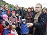 Ochránci přírody ukázali živého sysla, kteří na svazích vrchu Raná žijí