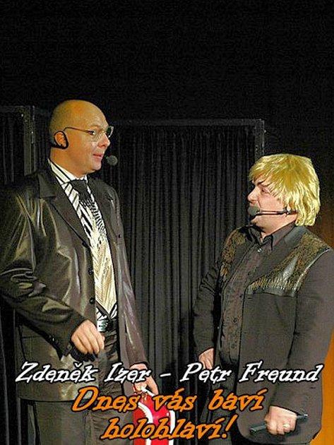 Petr Freund a Zdeněk Izer.