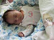 Marie Fišerová se narodila 24. listopadu 2018 v 6.11 hodin rodičům Lucii Pajanové a Přemyslu Fišerovi z Loun. Vážila 3350 g a měřila 51 cm.