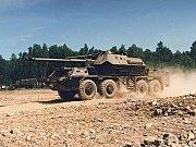 152mm samohybná kanónová houfnice