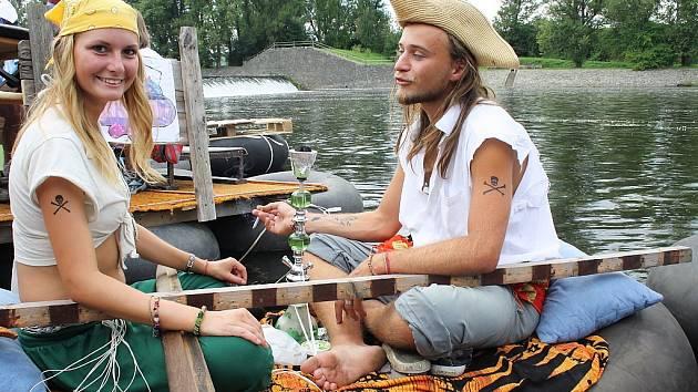 V Žatci se konala v sobotu tradiční neckyáda.