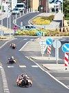 Nejlepší evropští handbikeři se sjeli do Loun, konal se tam tradiční evropský pohár ručních kol. Jela se časovka i městské kriterium.