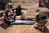 Vojáci na misi v Mali