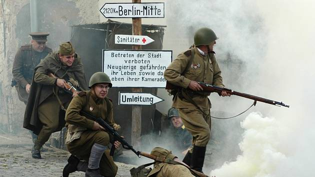 Bitva o Stalingrad v Žatci.