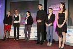 Slavnostní vyhlášení Nejúspěšnějšího sportovce roku 2013 okresu Louny v Podbořanech. Vyhlašování nejlepších mládežníků.
