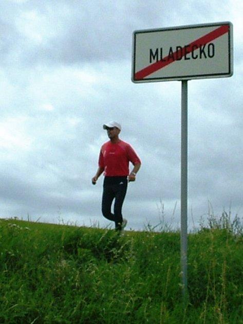 Miroslav Kalina (41) z Loun překonal rakovinu a nyní pomáhá ostatním.
