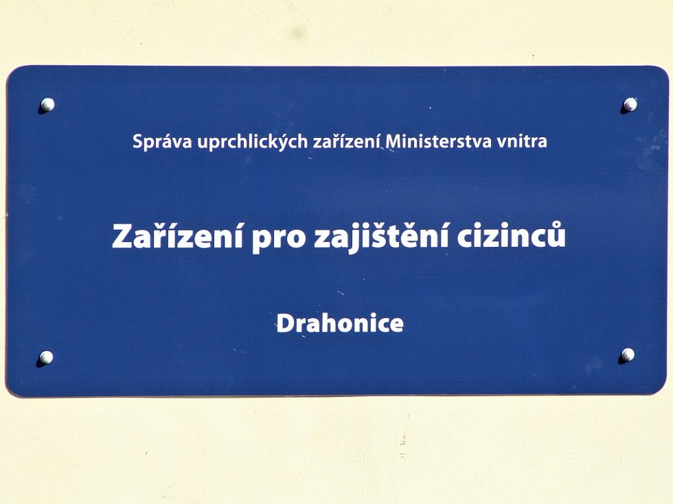 Detenční zařízení pro cizince v Drahonicích