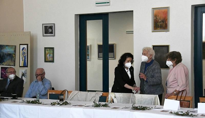 Lounský spolek rodáků oslavil 75 let od založení.