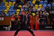 Republikový šampionát v jednom z tradičních bojových umění Wu Shu se konal v lounské sportovní hale.