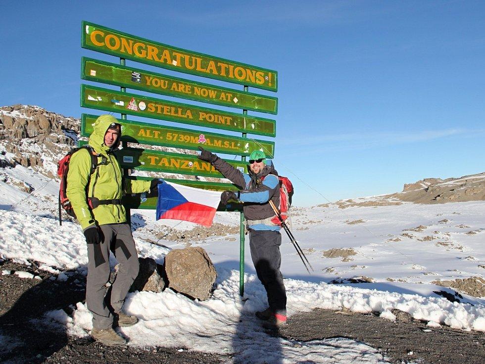 Zdolávání Kilimandžára