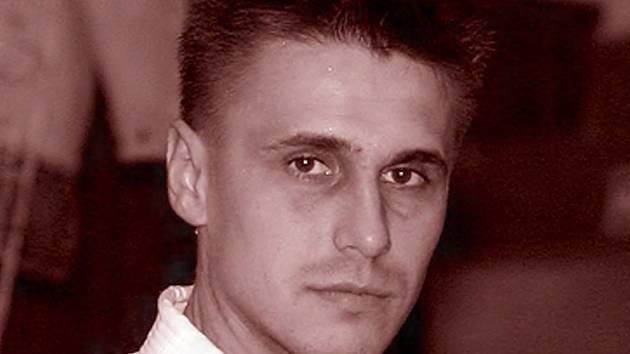 Jan Tuček, mistr Evropy v karate a sportovec okresu Louny za rok 2007.