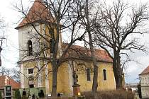 Kostel sv. Mikuláše v Nepomyšli