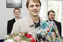 Primář žatecké porodnice Ján Richnavský odchází z nemocnice.