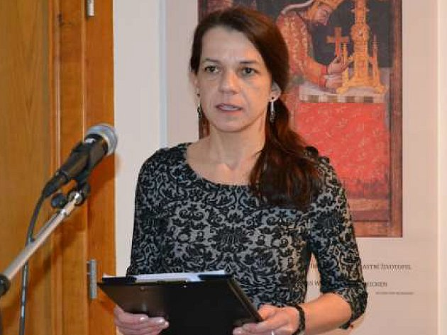 Historička Eva Doležalová