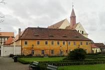 Bývalý klášter kapucínů v Žatci