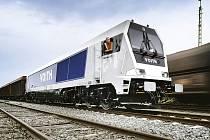 Tyto lokomotivy se mají vyrábět v lounském Lostru
