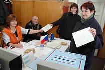 Mimořádné komunální volby v Podbořanském Rohozci