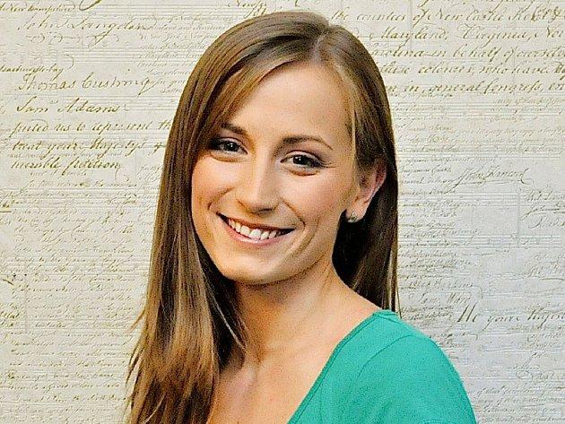 Anna Kaderová z Loun bojuje o pohádkové věno v soutěži Souboj nevěst.