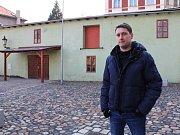 Michal Havrda v Žatci otevře nový minipivovar. Vyrůstá v objektu bývalého skladu chmele na náměstí Prokopa Velkého, kde v posledních letech byl bazar s nábytkem.
