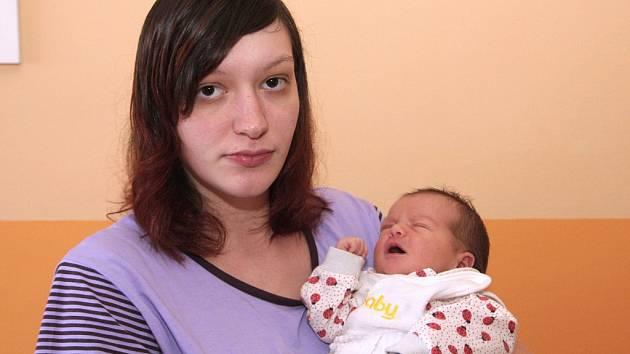 Veronice Kurkové z Postoloprt se 12. března v 6:50 hodin narodila dcera Kristýna Kurková. Vážila 3,35 kg, měřila 50 centimetrů.