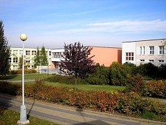 Základní škola Školní v Lounech.