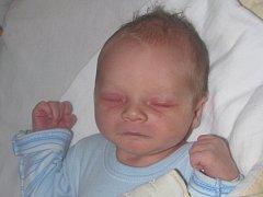 Boris Poborský se narodil matce Kamile Poborské z Podbořan dne 10.8. v 0.52h, váha 3000a 52cm
