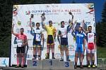 Úspěchy lounské cyklistiky
