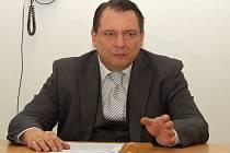 Jiří Paroubek v Žatci