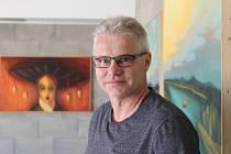 Ředitel a majitel Galerie XXL Ladislav Paur