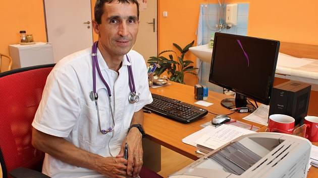 Lékař Miroslav Urban