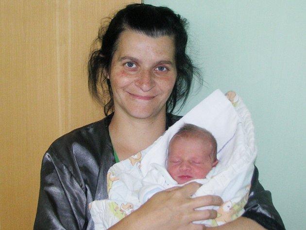 Mamince Veronice Žigové ze Sedčic se 13. června 2015 v 10.26 hodin narodil syn Nikolas Žiga. Vážil 2850 gramů, měřil 48 centimetrů.