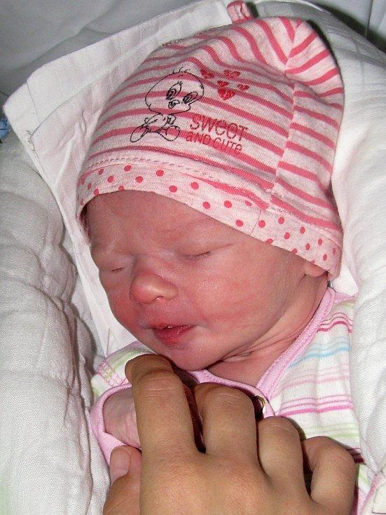 Eliška Budějská se narodila 2. října  2017 v 11.19 hodin mamince Marii Budějské z Blšan u Podbořan. Vážila 2990 g a měřila 48 cm.