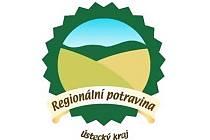Logo Regionální potraviny Ústeckého kraje