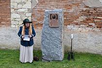 Připomínka 100. výročí úmrtí vynálezce Karla Orta v Košticích