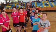 Florbalový turnaj v Lounech