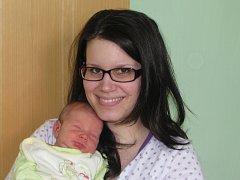 Mamince Monice Bubnové z Jirkova se v žatecké porodnici 21. března 2015 v 10.58 hodin narodil synek Ondřej Buben. Vážil 3650 gramů a měřil 51 centimetrů.