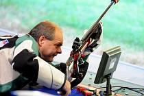 Miroslav Varga, žatecký rodák a olympionik ve střelbě